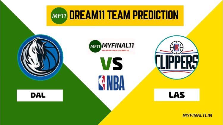 Dal Vs Lac Dream11 Team Prediction Nba Pre Season 2019 Los